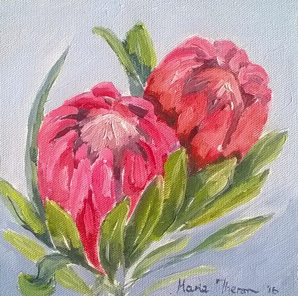 Marie Theron. Artist