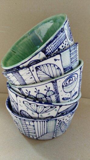 Jo-Anne Kuter. Ceramicist