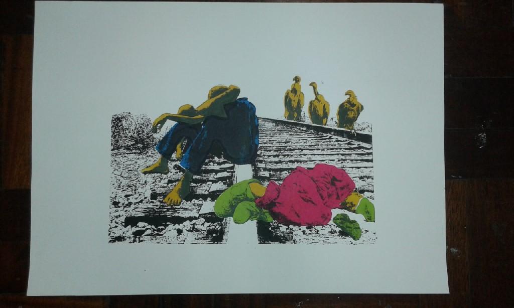 Kenneth Shandu. Artist
