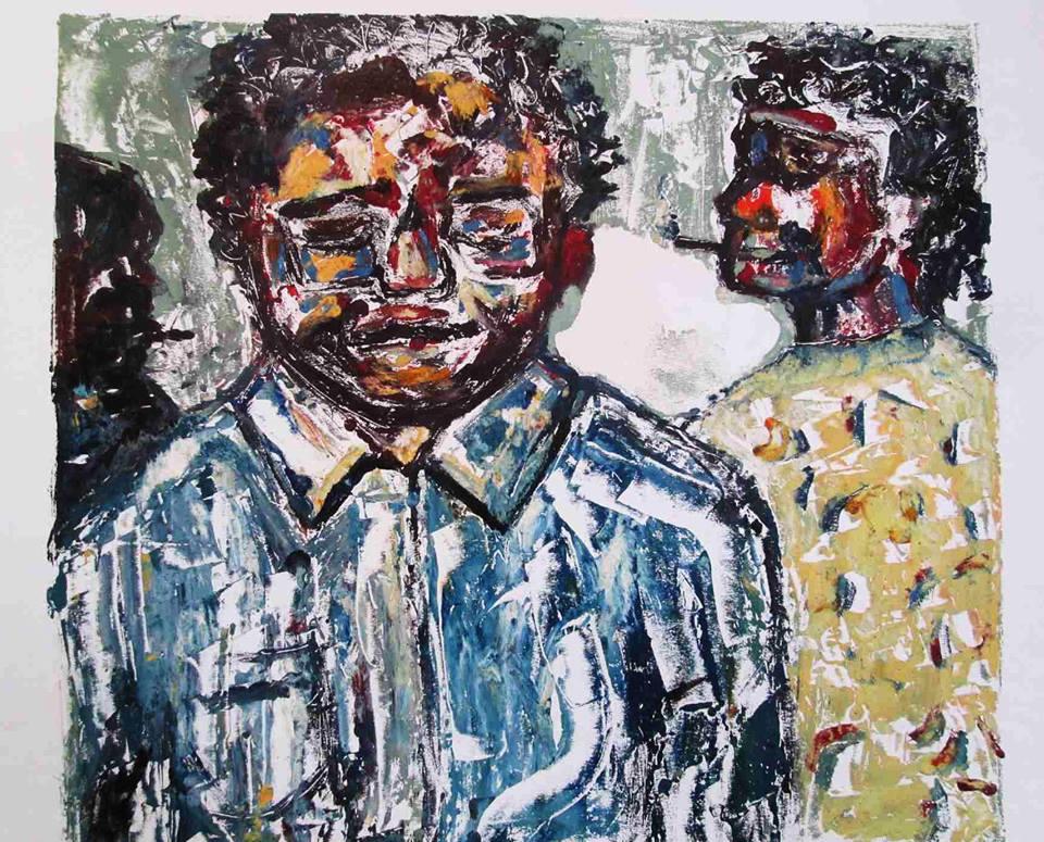 Amasosha Art Movement. Mthobisi Maphumulo