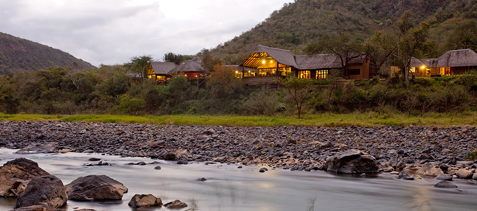 Duma Manzi Eco Lodge & Spa *****