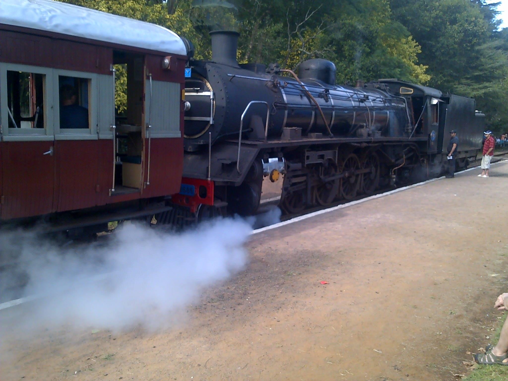 Umgeni Steam Railway