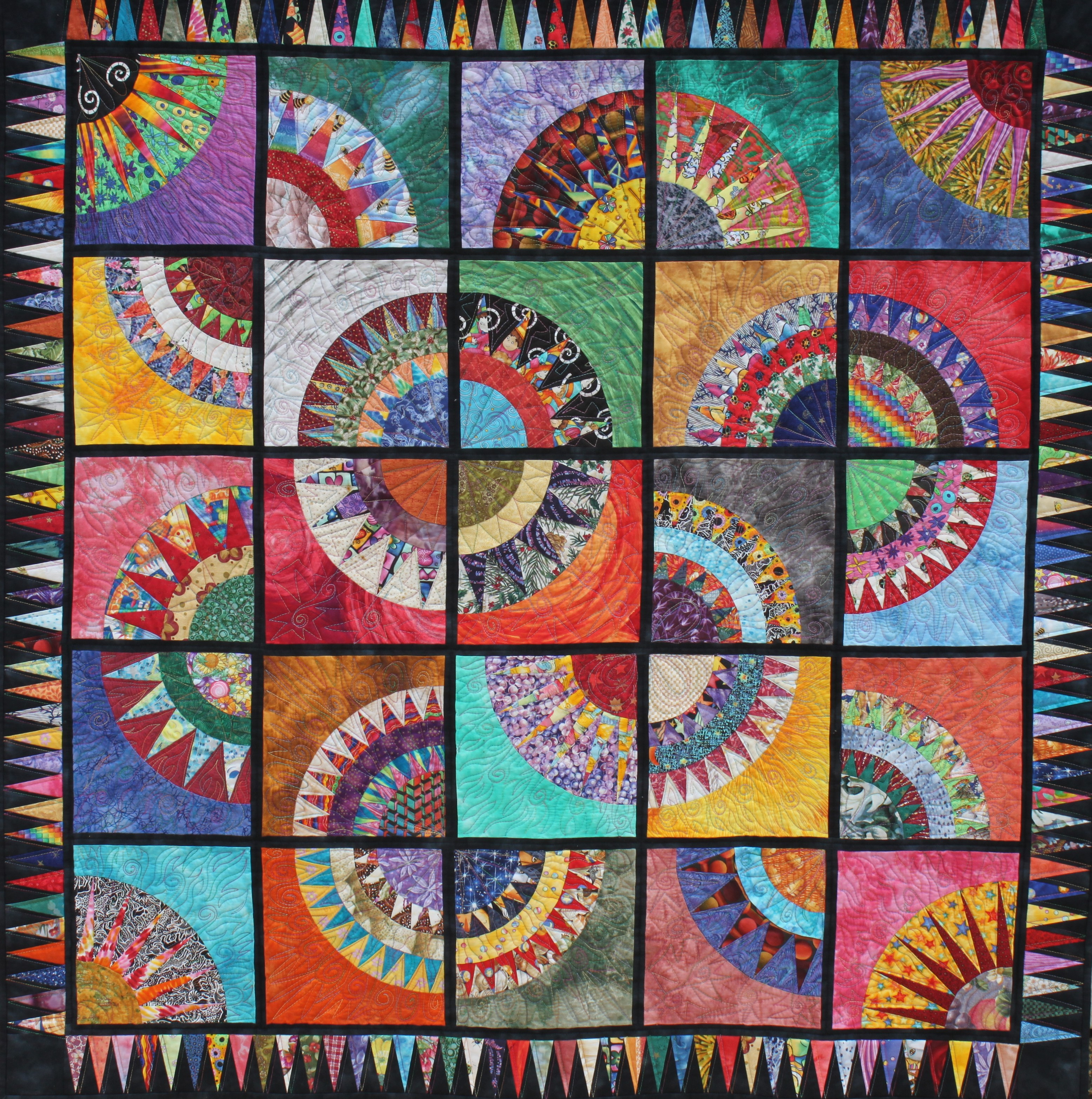 May Gene. Sue Cameron & May-Gene Terblanche. Quilters