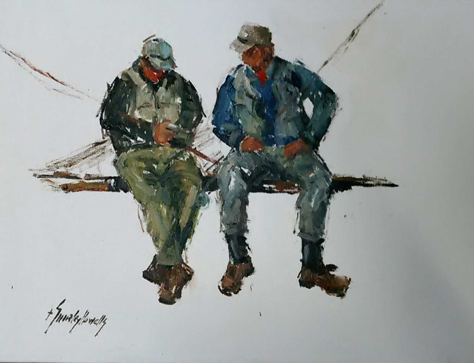 Shirley Howells. Artist