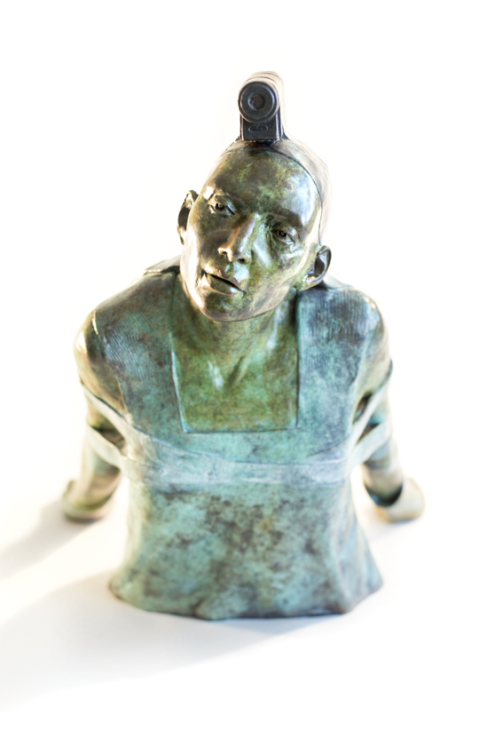 Elizabeth Balcomb. Artist – Sculptor
