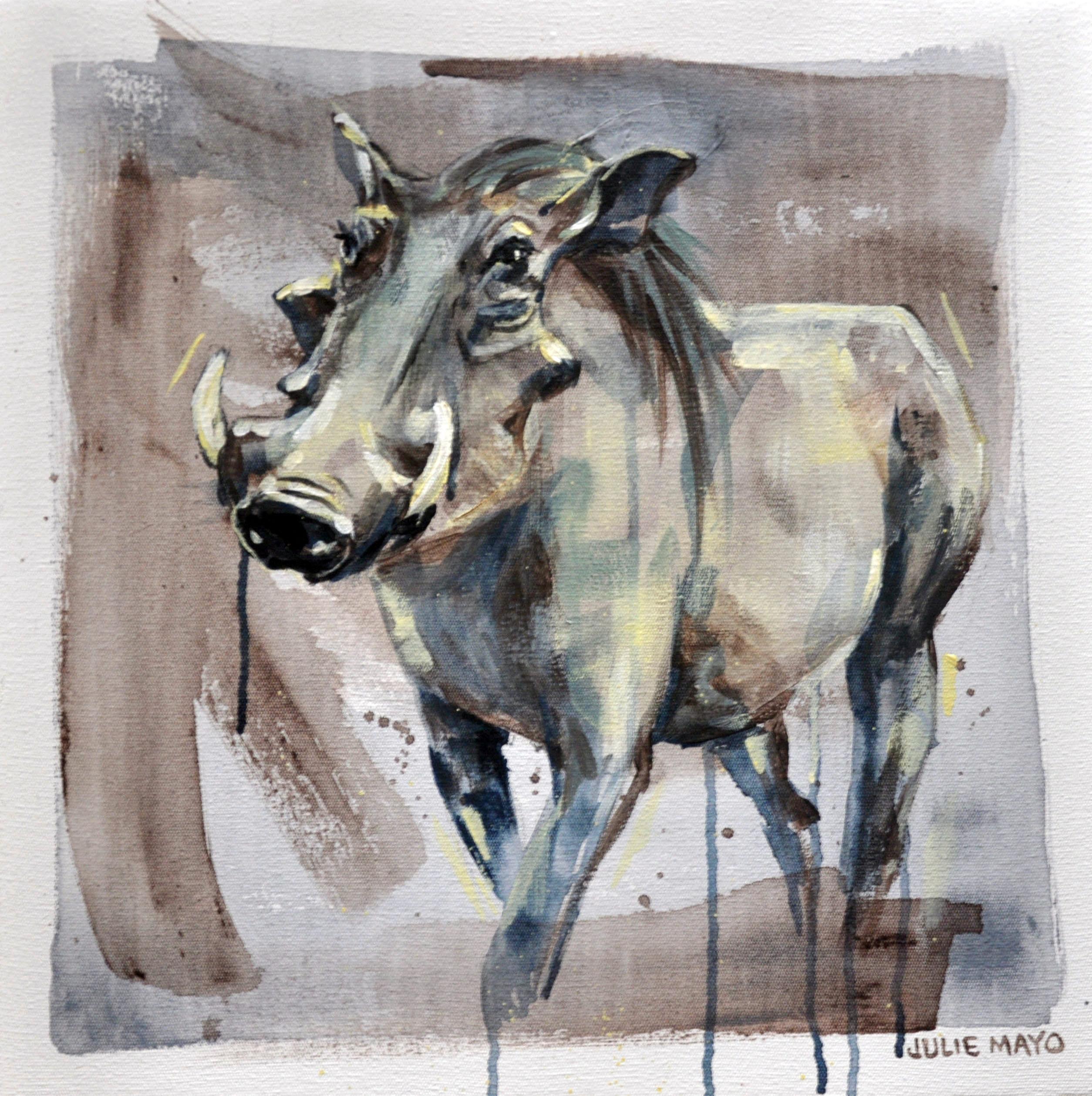Julie Mayo. Artist