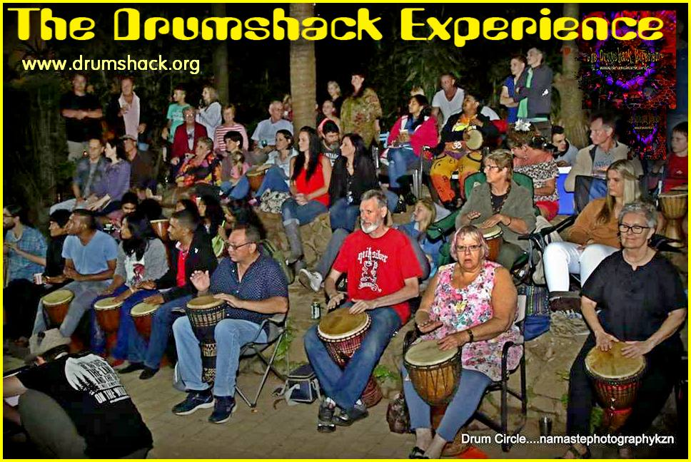 The Drumshack Experience