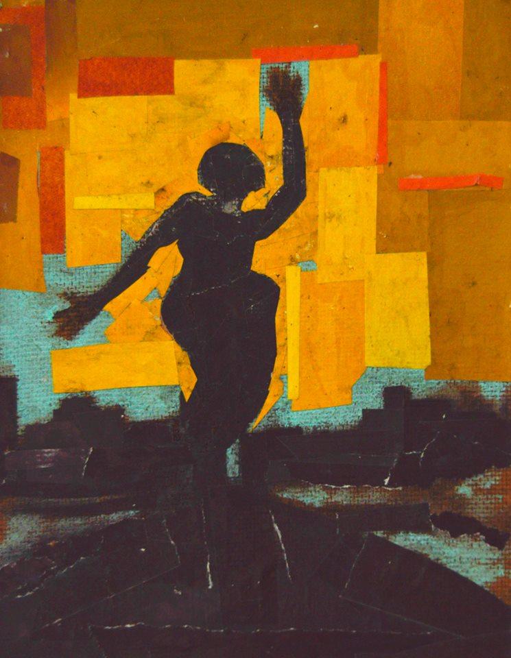 Amasosha Art Movement. Artists: Mondli Mbhele & Thalente Khomo.