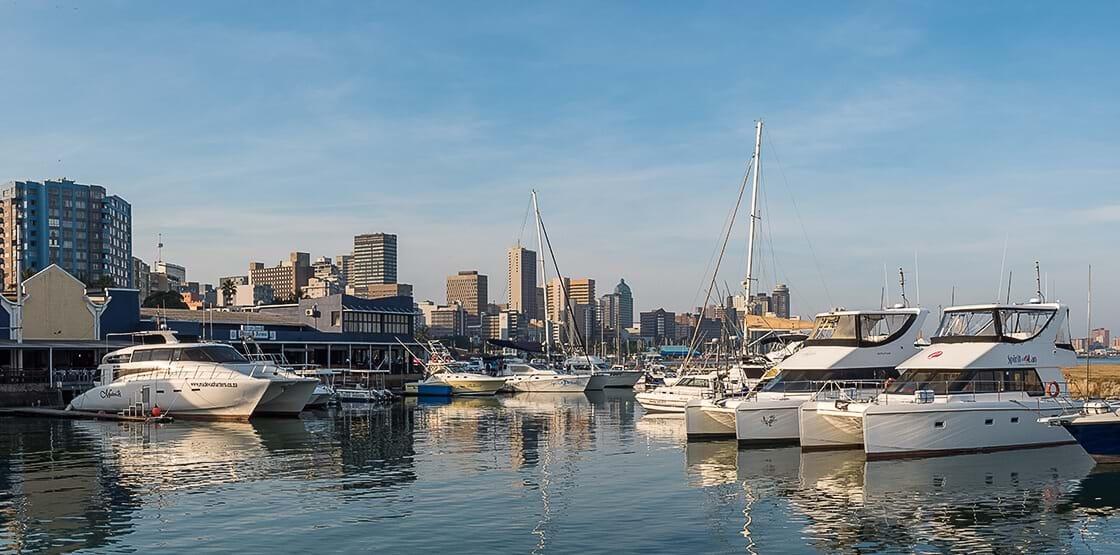 Madevu SA: Boat Tours of Durban Bay