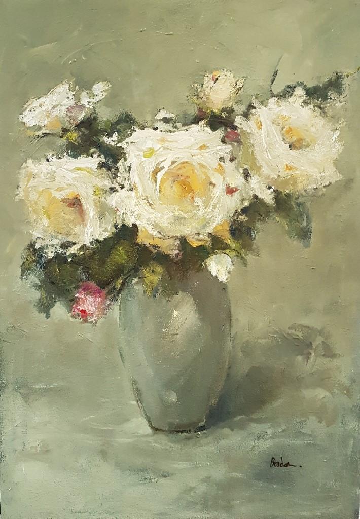 Sharleen Boaden. Artist- painter