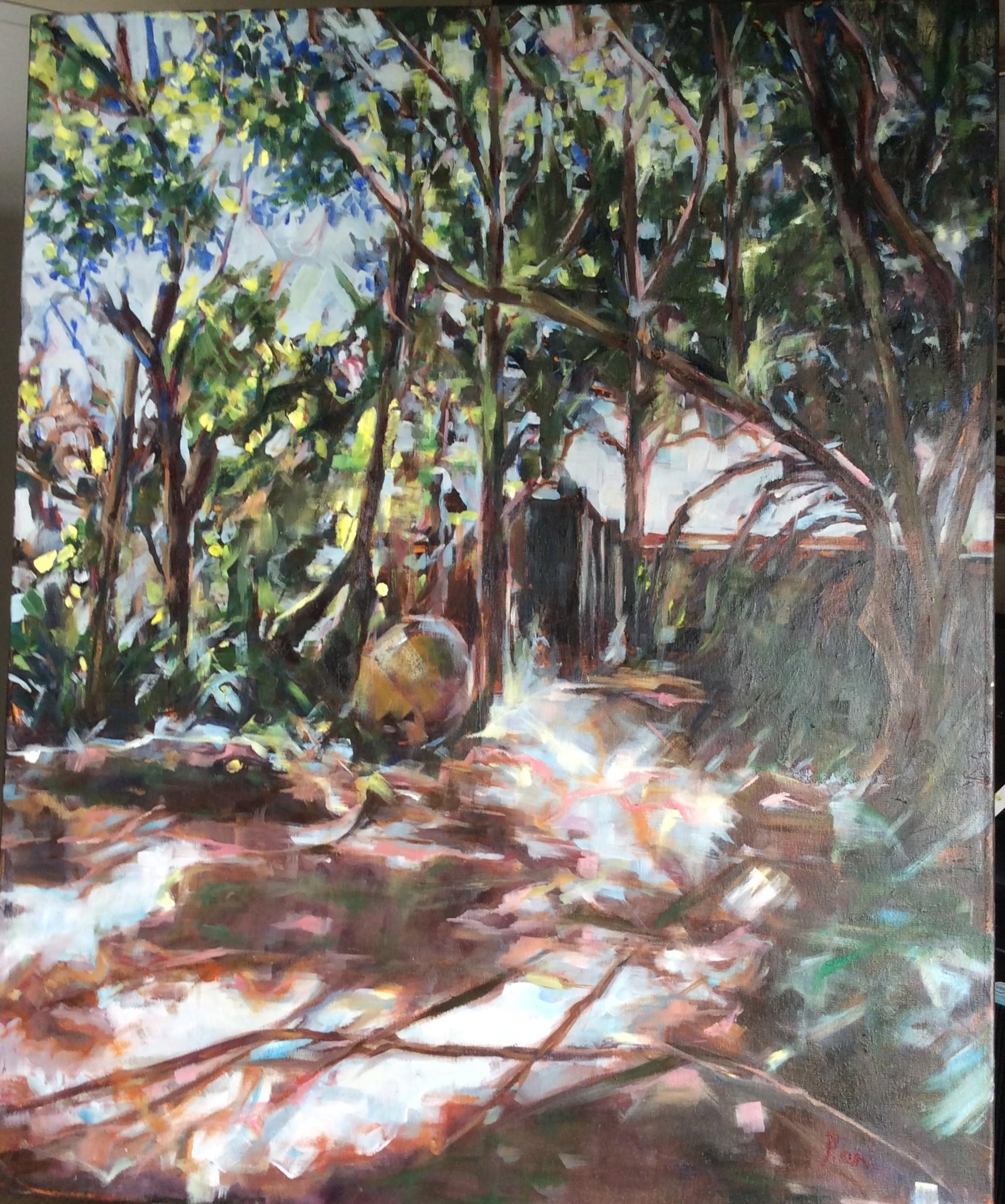 Rani Pillay. Artist. Painter