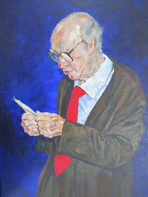 Shelley Mattinson. Artist- painter