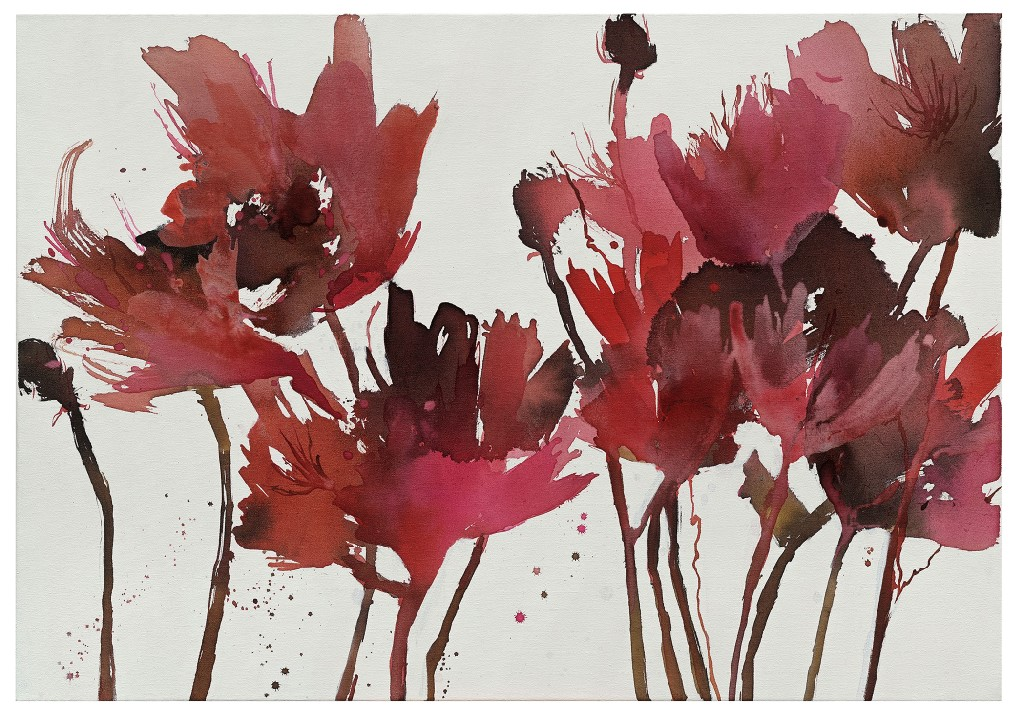 Natasha Barnes. Artist-painter