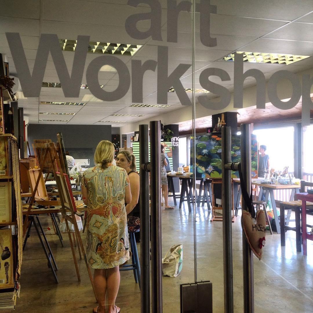 Studio3. Durban. Artists- printing & painting