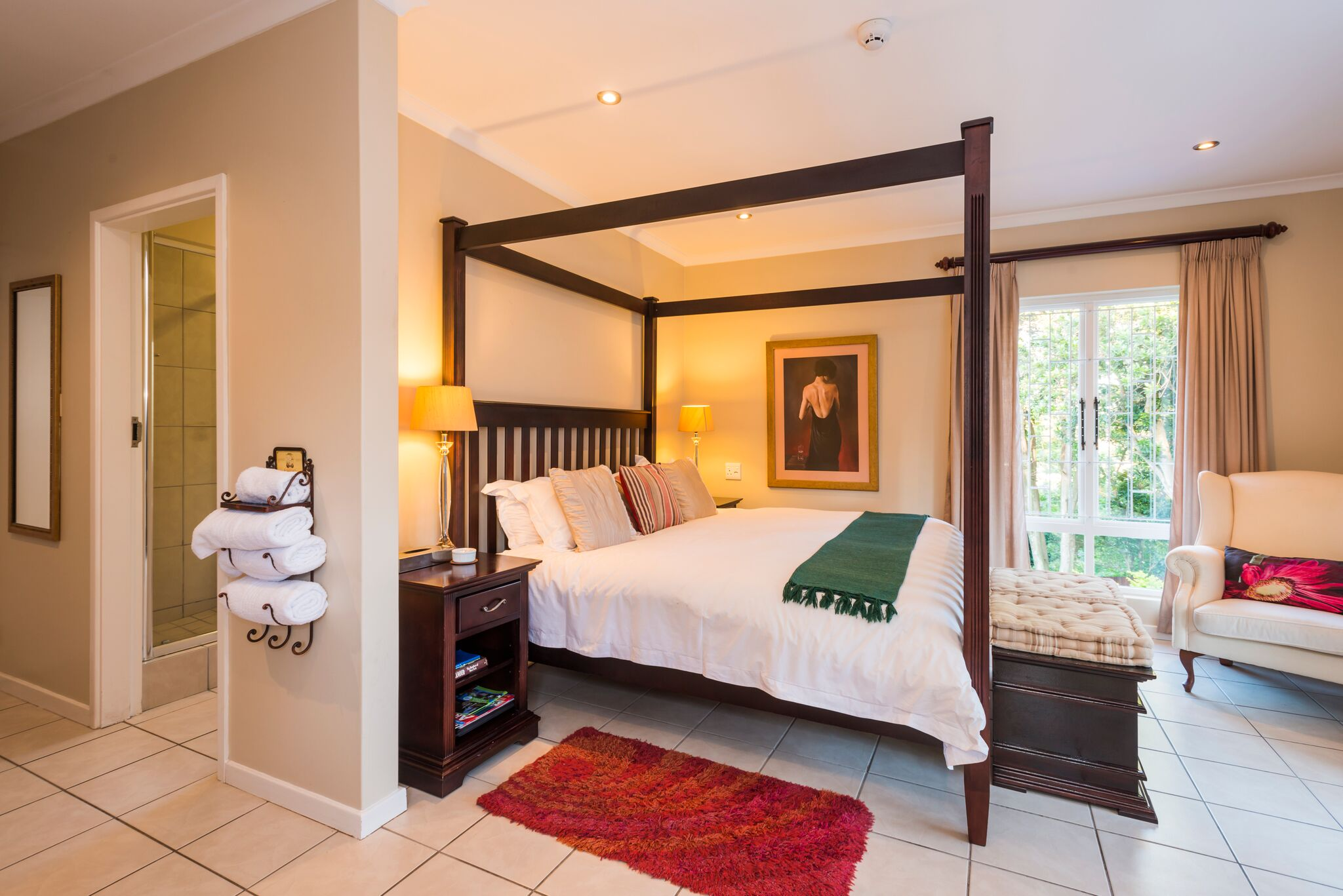 Westville Bed & Breakfast*****