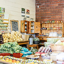 The Veggie Shop