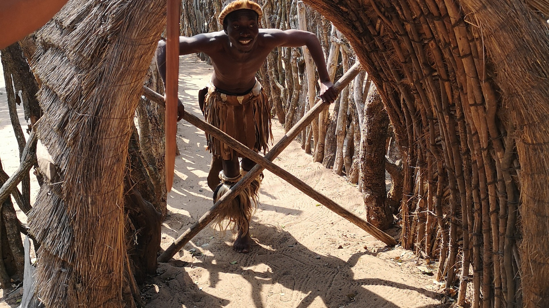 Gooderson DumaZulu Traditional Zulu Village