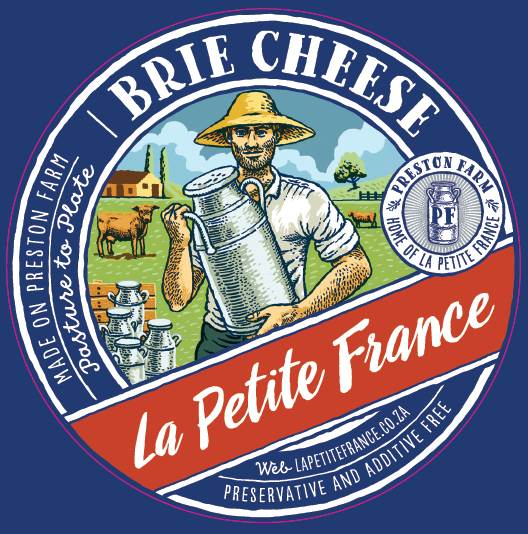 La Petite France, Cafe and Cheese Shop
