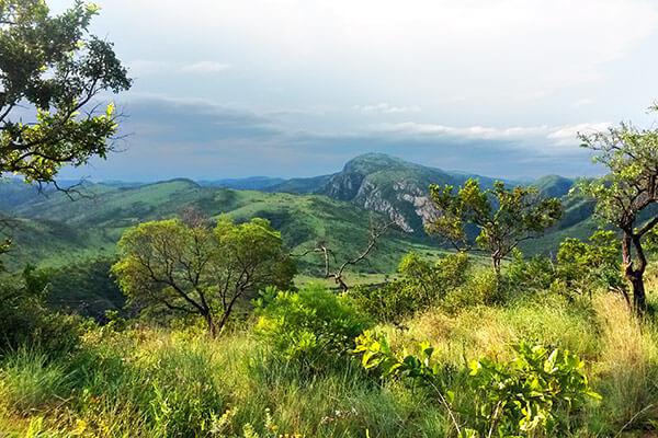 Hluhluwe–iMfolozi Game Reserve