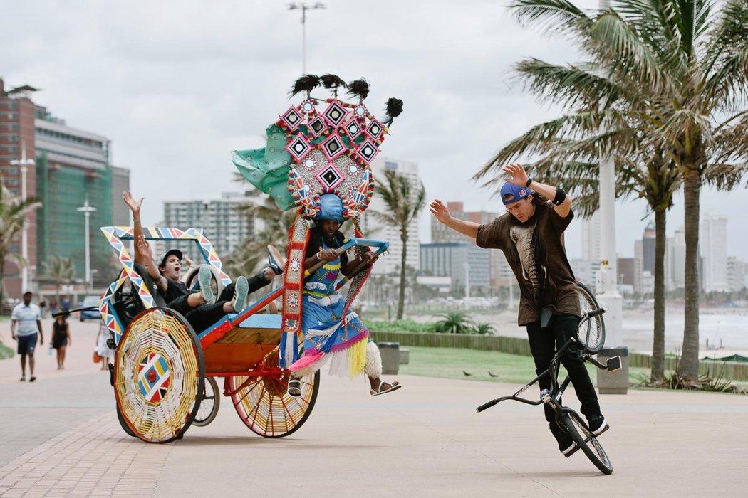 Rickshaw Rides