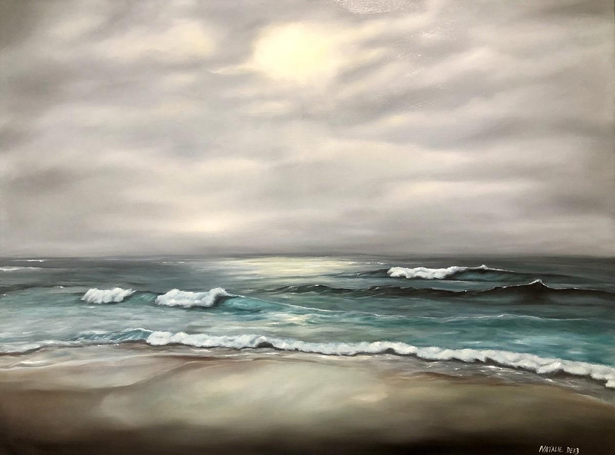 Natalie Deeb- Emerging artist-painter
